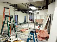 Commercial Build-out - Falcon Contracting